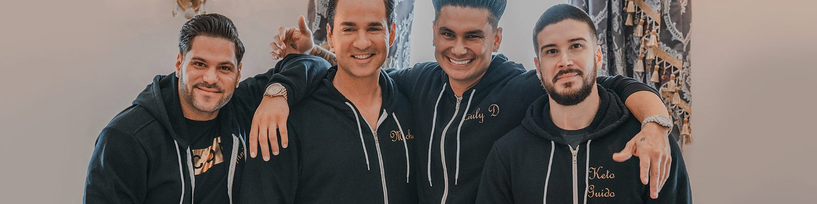 Custom Sweatsuits from Jersey Shore The Situation