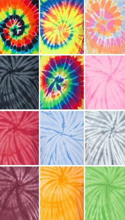 Custom Tie Dye Shirts Personalized Tie Dyed T Shirts