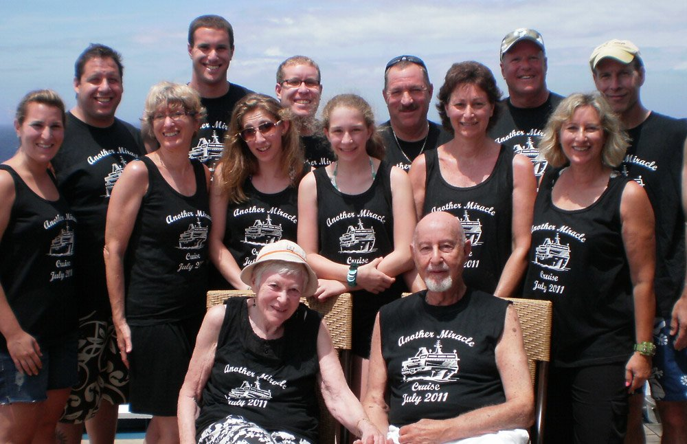 Family Reunion Custom Tank Tops