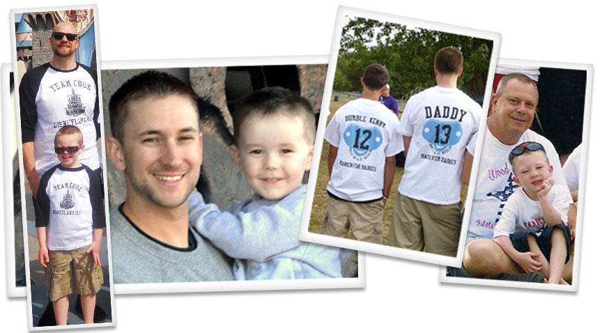Father Son Shirts Happy Customers