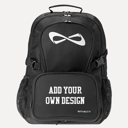 332bb2aa11de Custom Nfinity Backpacks