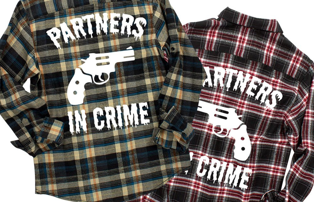 Partners in Crime Shirts