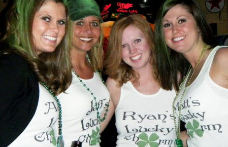 St Patricks Day Tank Top