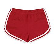 Junior Fit American Apparel Running Shorts