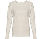 Misses Alternative Apparel Slouchy Pullover