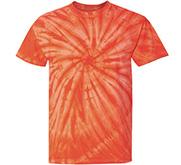 Unisex Gildan Tie-Dye Cyclone T-Shirt