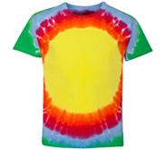 Youth Bullseye Tie-Dye T-Shirt