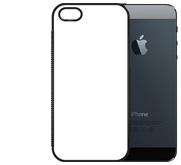 Rubber iPhone 5 & 5S Case Black