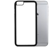 Rubber iPhone 6 Plus Case Black