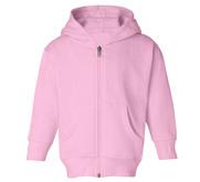 Toddler Hooded Zip Sweatshirt