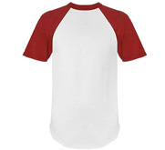 Unisex Short Sleeve Raglan T-Shirt