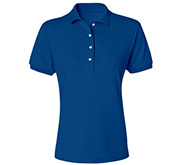 Misses Jerzees Polo Shirt