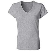 Junior Fit V-Neck Jersey T-Shirt