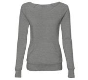 Misses Wideneck Sweatshirt