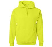 Unisex Jerzees Neon NuBlend Hoodie