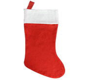 Personalized Felt Holiday Stocking