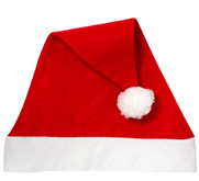Personalized Santa Hat