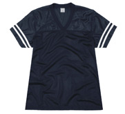 Misses Fit Mesh Football Jersey