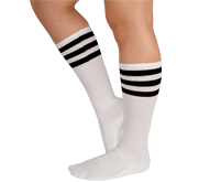 American Apparel Knee-High Socks