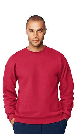 24c0177001e Unisex Hanes Crew Neck Sweatshirt