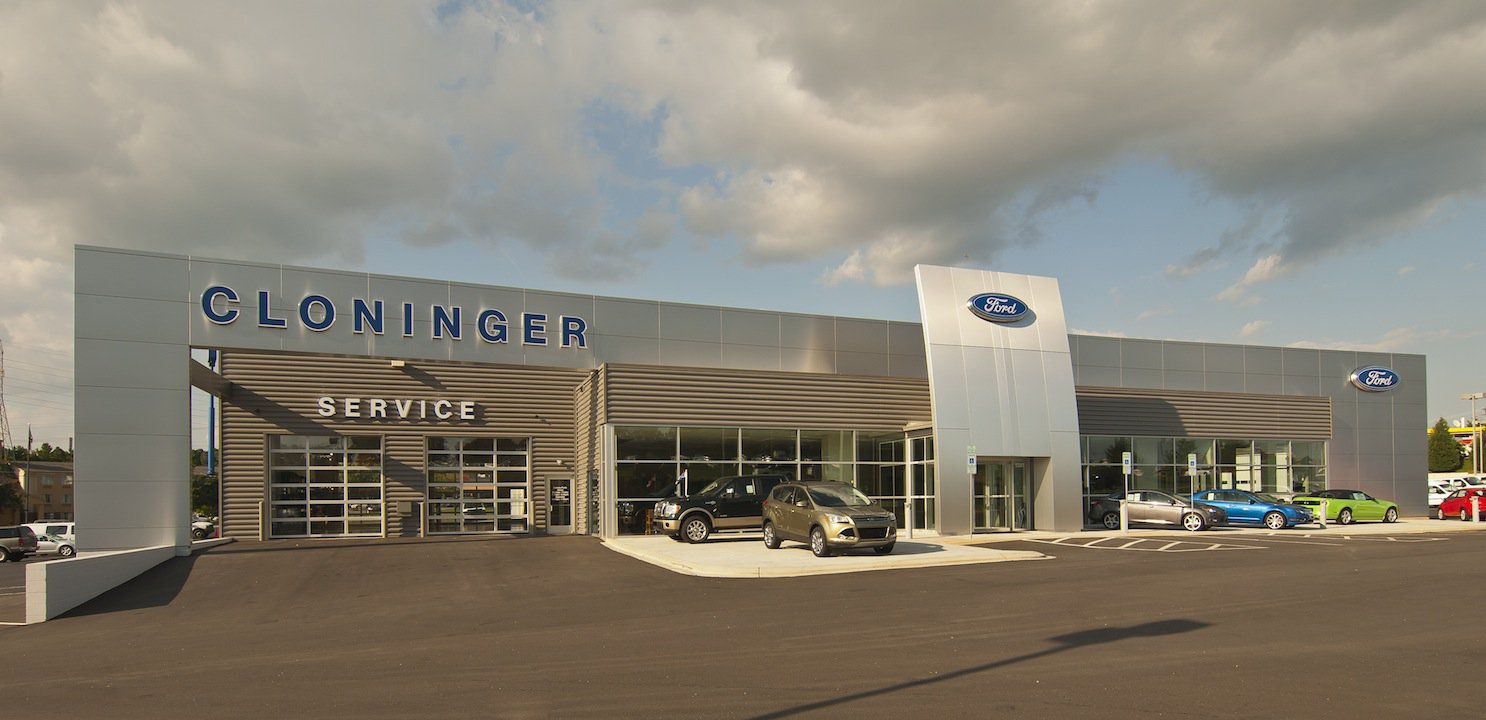 Cloninger Ford Hickory