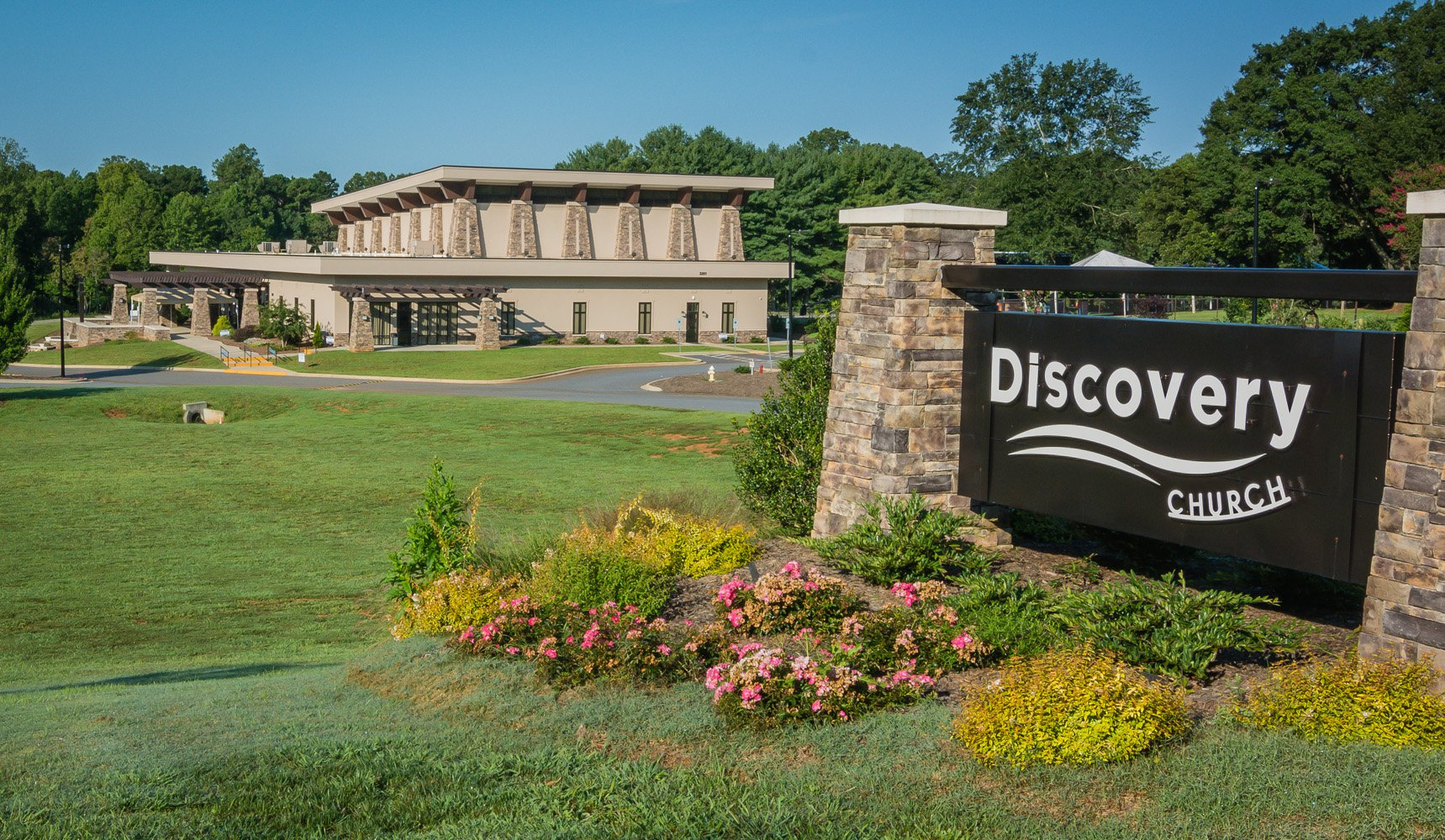Discovery Church Exterior