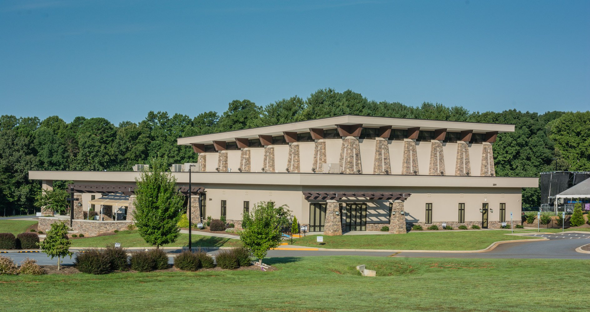 Discovery Church front