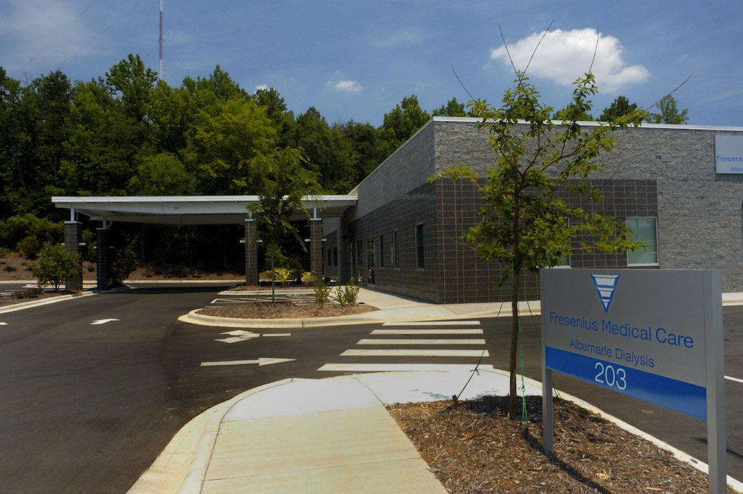 FMC Albemarle, NC