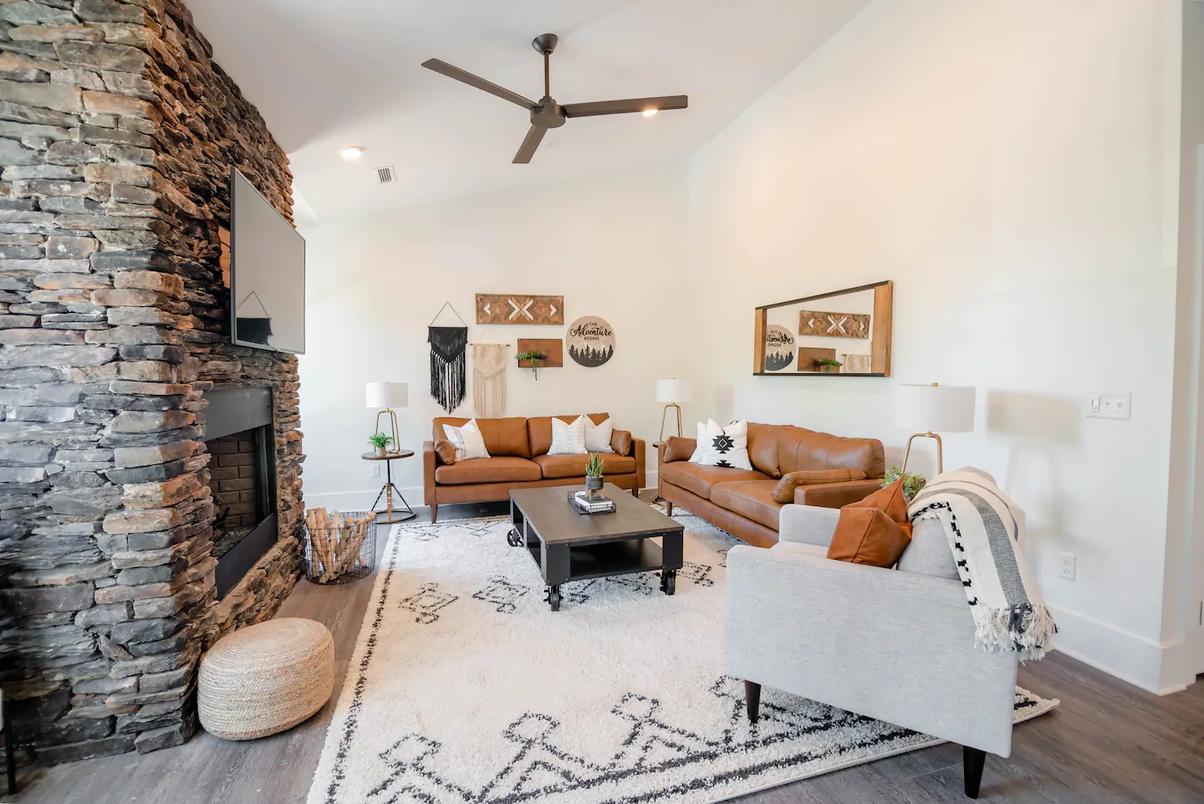 Hetherington Living room