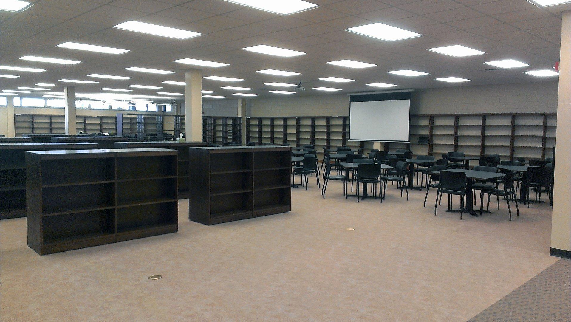 Hickory High Media Center