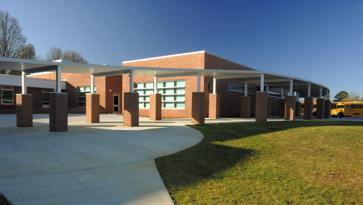 Newton Conover High School