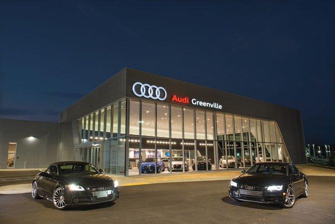 Steve White Audi Greenville