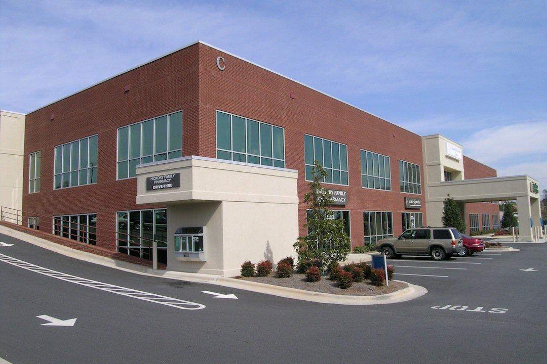 Tate Medical Buildings