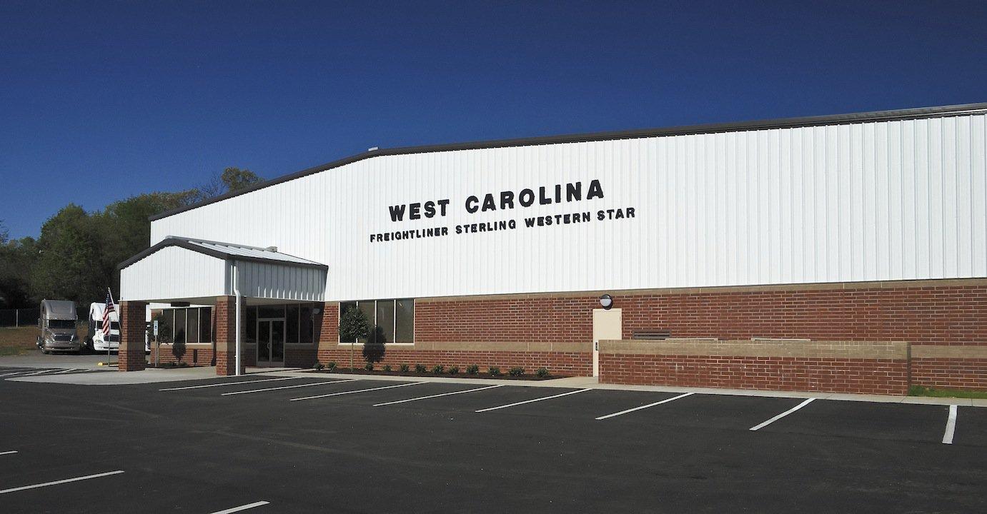 Western Carolina Freightliner