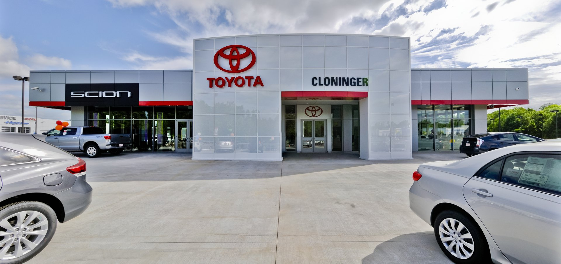 Cloninger Toyota Salisbury, NC