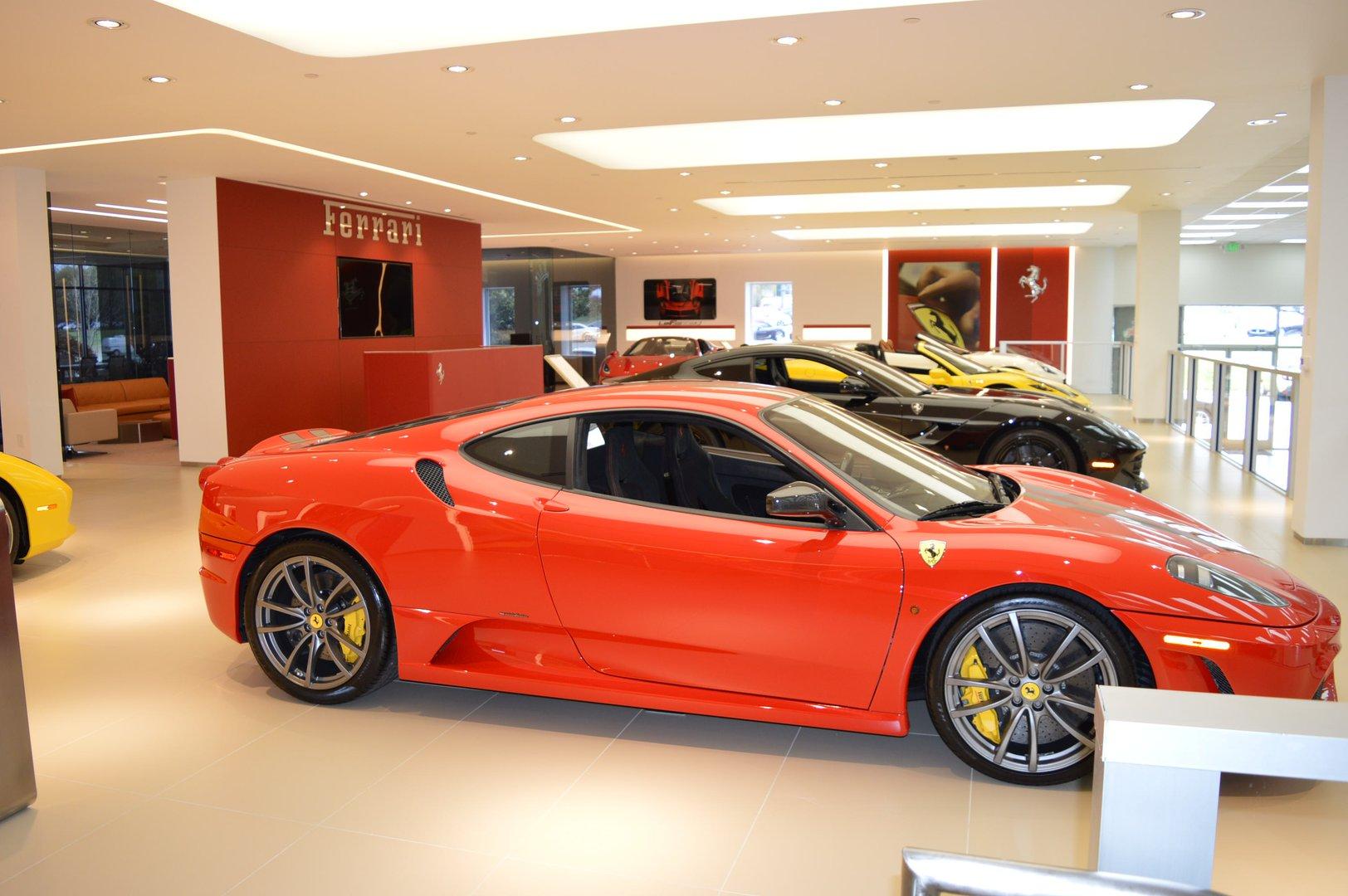 Paramount Ferrari, Greensboro