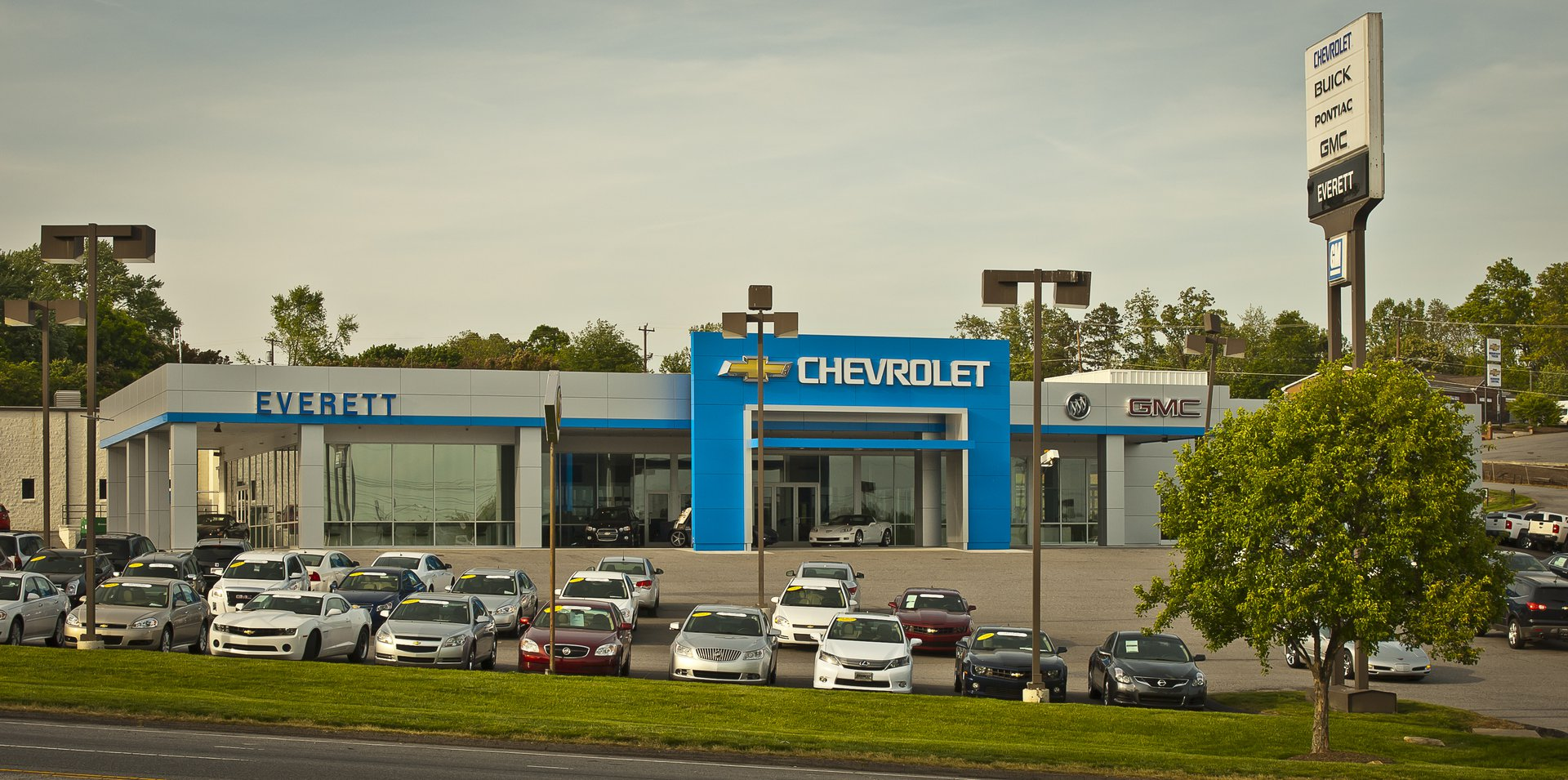 Everett Chevrolet Hickory