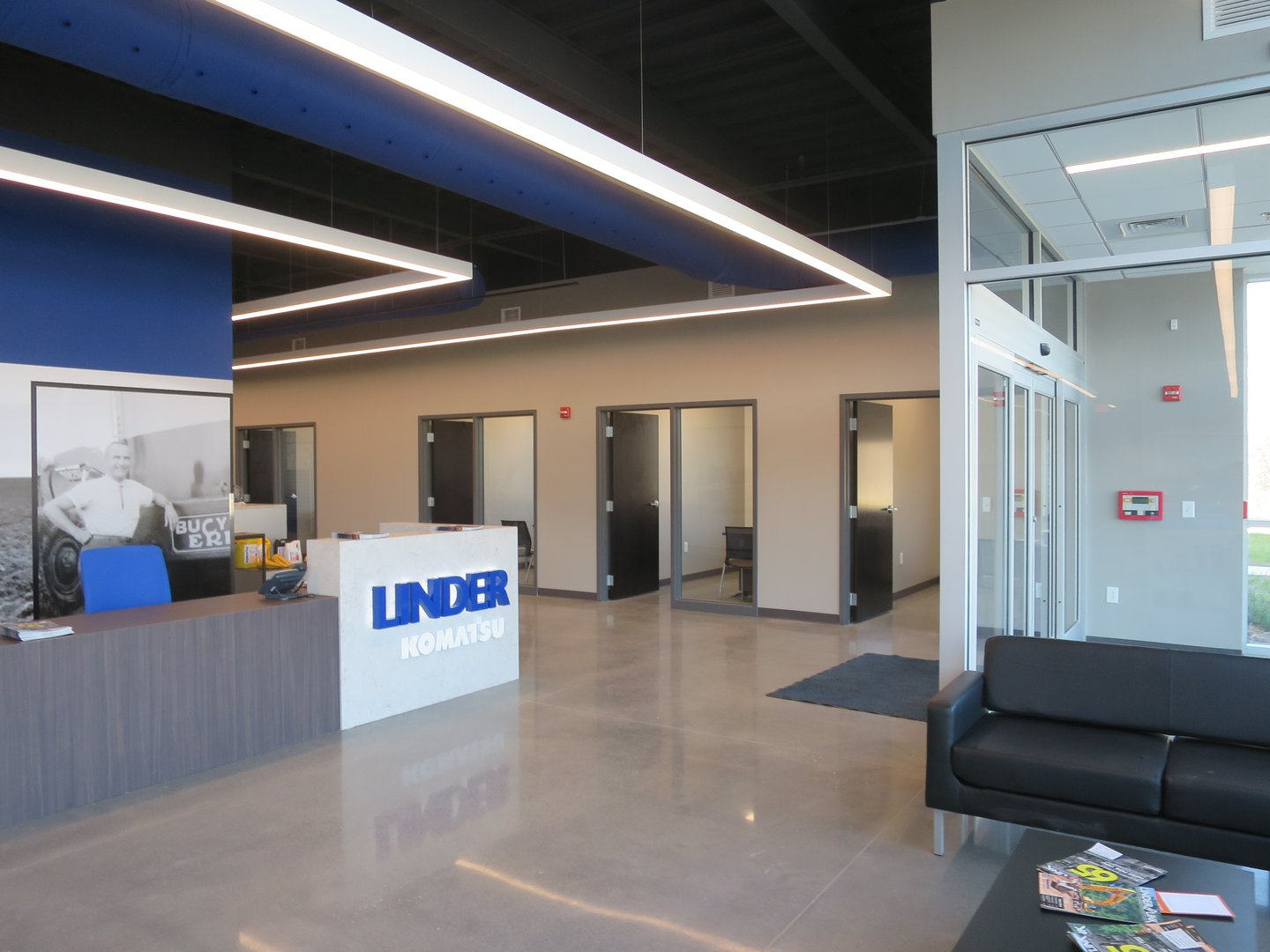 Linder Office, Concord, NC