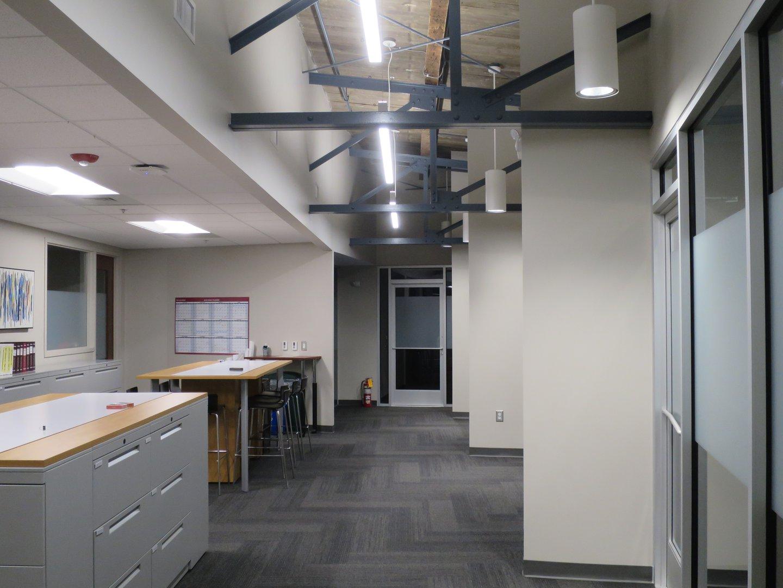 Interior Structural Detail