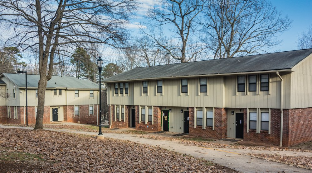 LRU Price Village Apartments Renovations