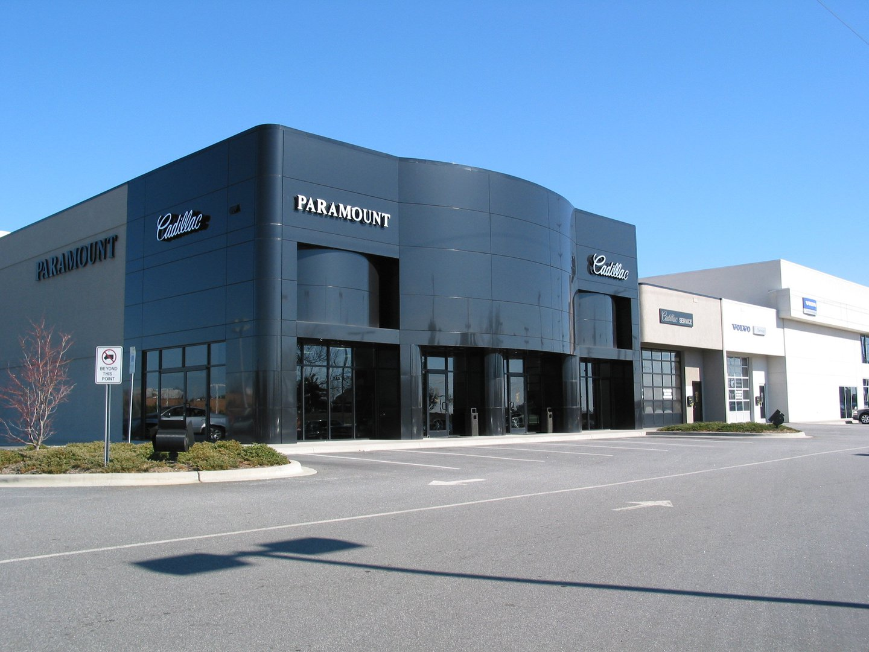 Paramount Motors Cadllac