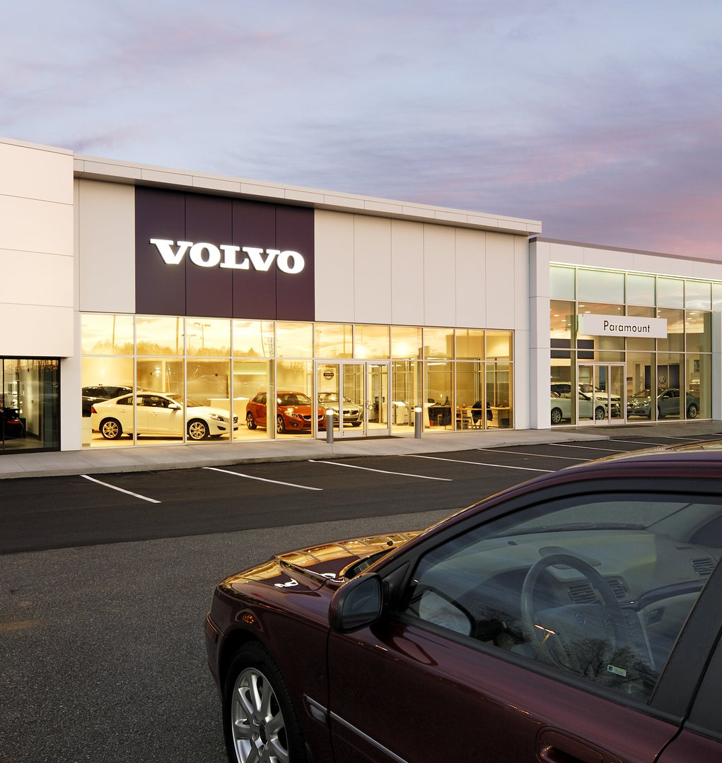 Paramount Volvo Hickory
