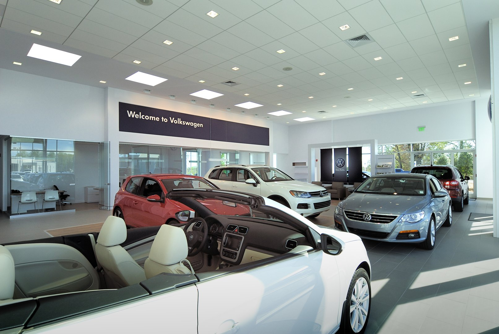 Paramount Volkswagen Hickory