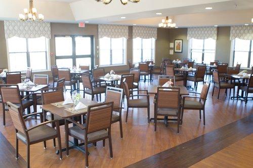Peak Dining Area