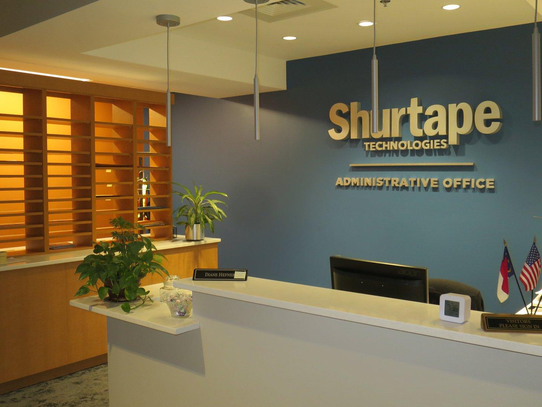 Shurtape Administration Interior Renovations