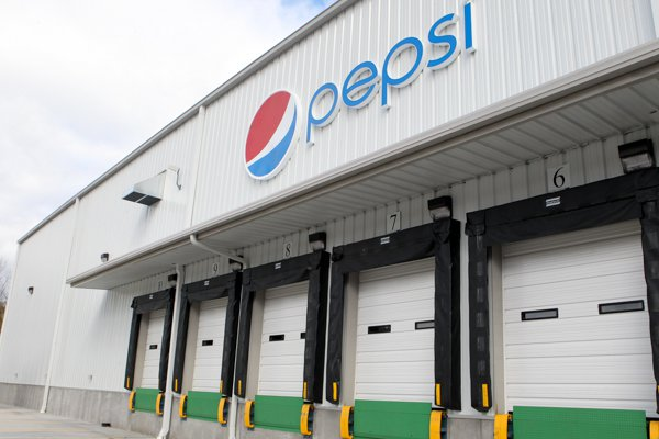 Pepsi Warehouse & Offices Jackson County
