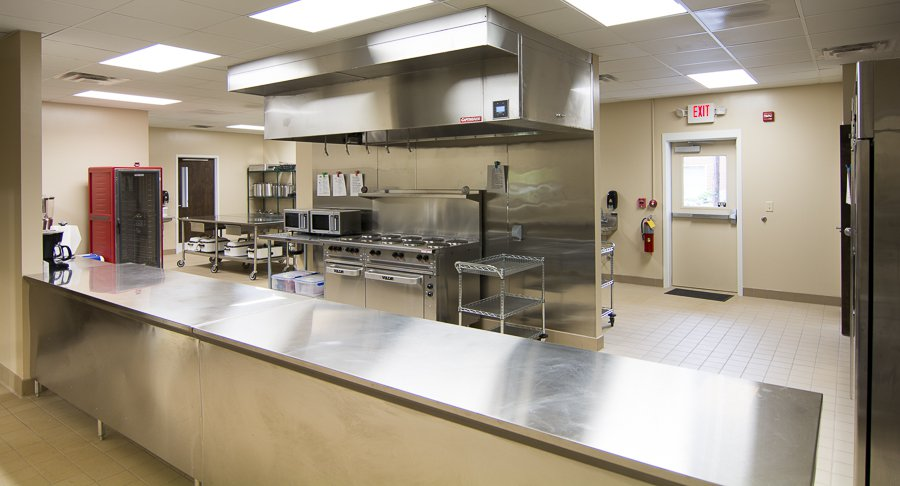 St Peters Lutheran Church Kitchen
