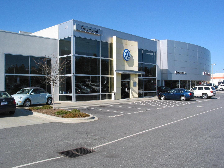 Paramount Motors Volkswagen