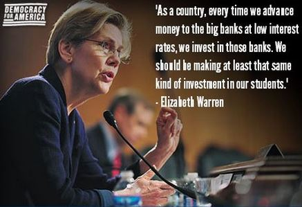 Support Sen. Warren's Bill