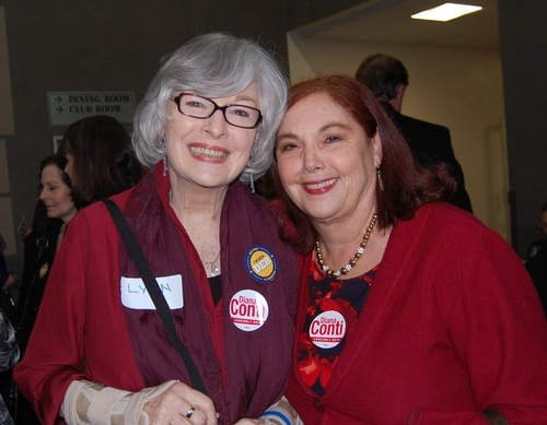 Diana_with_congresswoman_lynn_woolsey__ret._